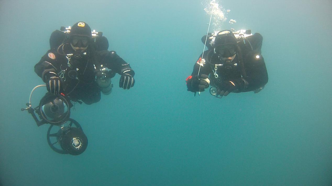 제주도 성산에서의 다이빙