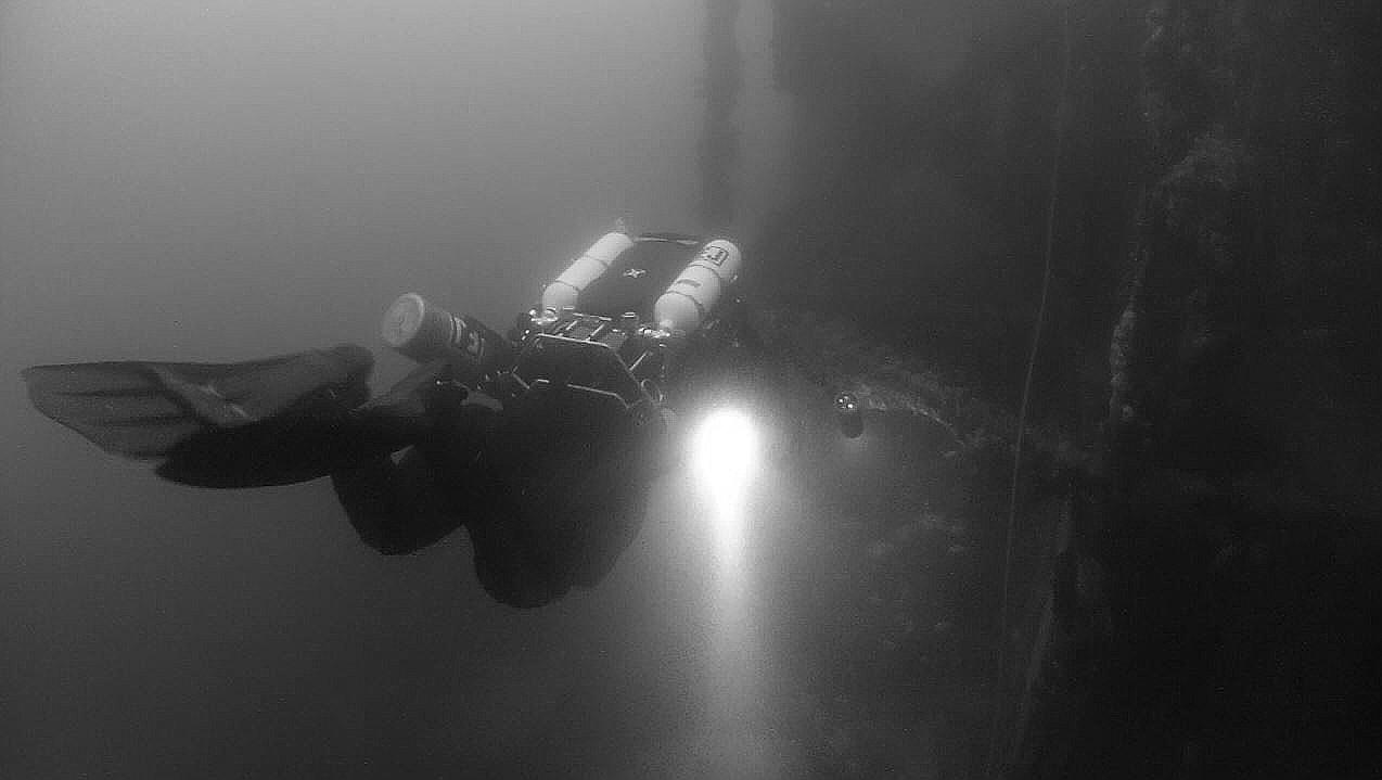 2016년 11월 26일 강원도 다이빙