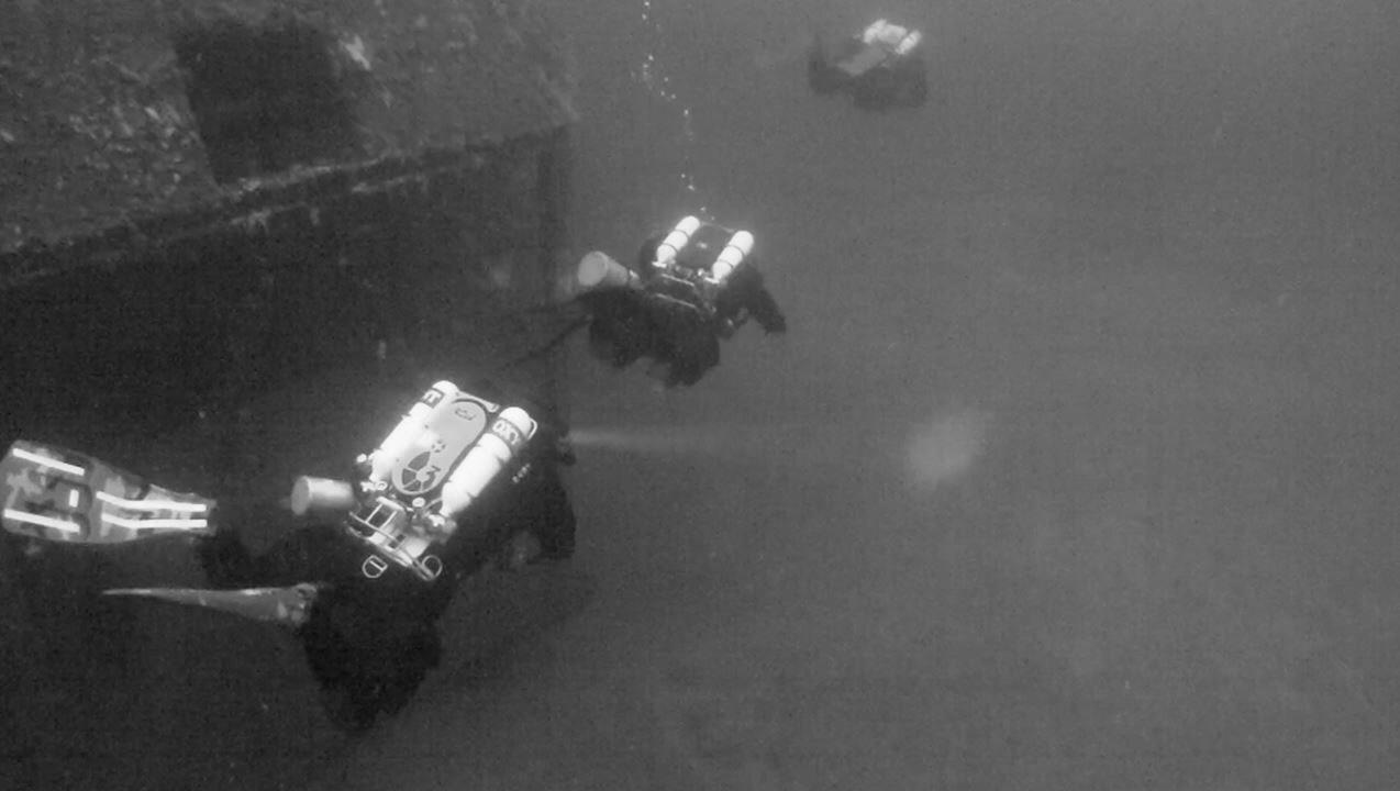 rEvo 재호흡기 펀다이빙 – 20170827